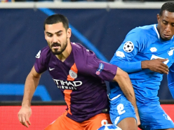 Playing for Man City makes it difficult to have a bad game - Gundogan