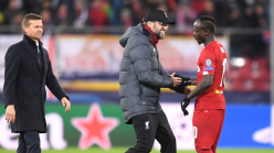Liverpool star Mane apologises to former team Salzburg after Champions League elimination
