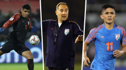 Gurpreet Singh Sandhu or Sunil Chhetri? - Which Indian player has played the most number of minutes under Igor Stimac?