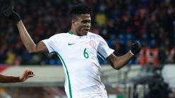 Stephen Eze: Kazakhstan club Tobol sign Nigeria defender on a free transfer