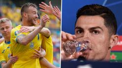 Video: Bottled it! Ronaldo sparks Coca-Cola conundrum