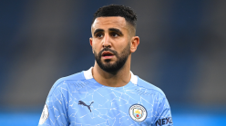 Mahrez disappointed after Manchester United end City's winning streak