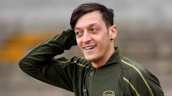 Ozil shares excitement as Ghanaian club is named after him