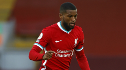 Wijnaldum speaks out on contract situation after Liverpool