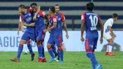 Clinical Bengaluru FC see off Odisha FC