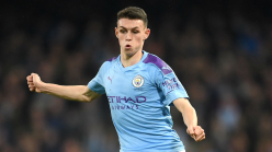 Guardiola has faith in Foden to replace David Silva as Man City