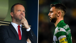 No guarantees Bruno Fernandes will join Man Utd as Jorge Mendes reveals Sporting have spoken with other clubs