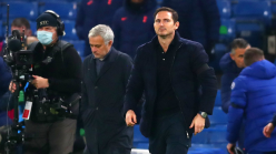 Video: Lampard disagrees with Mourinho