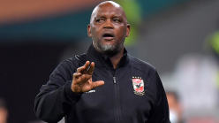 Mosimane: Al Ahly issue statement on South African coach