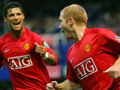 Scholes helped teach Ronaldo how to become the best in the world, says Juventus star Pjanic