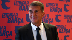 Who is new Barcelona president Joan Laporta, and could he persuade Messi to stay?