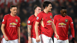 Burnley break 57-year Old Trafford drought as sorry Man Utd fall to defeat