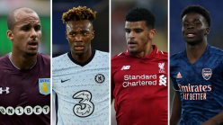 Which players snubbed Nigeria's Super Eagles for England?