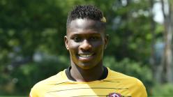 Kone: Nimes snap up Senegalese forward from Dynamo Dresden