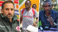 Zrane: Simba SC's Kagere 'a huge asset' despite warming bench