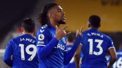 Everton start Iwobi against Ziyech and Mendy's Chelsea