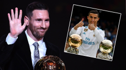 Messi & Ronaldo should battle for one Golden Ball, with another for everybody else - Ramos