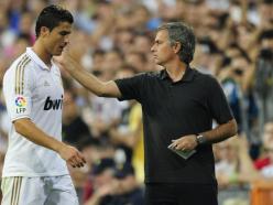 How Ronaldo and Mourinho