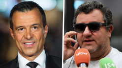 Agents including Mendes and Raiola vow to fight FIFA transfer reforms