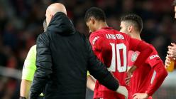 Man Utd urged to sign Cavani or Ings as Rashford replacement