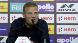 Odisha FC's Josep Gombau - Injuries made the game difficult for us