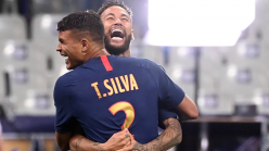 Thiago Silva sends Neymar emotional support as Brazil team-mate admits mental health struggle