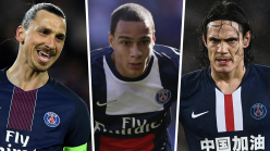 Van der Wiel grew 'sick of football' alongside Ibrahimovic, Cavani and Verratti at PSG