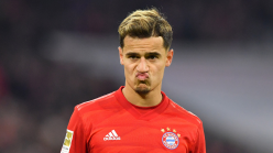Coutinho could have joined Spurs before Bayern Munich but move from Barcelona broke down, agent confirms