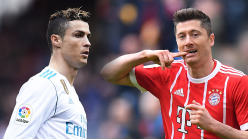 Cristiano Ronaldo to Roberto Lewandowski - Who are the top 10 European international goalscorers?