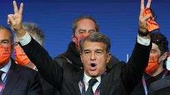 New president Laporta sees