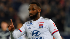 Man Utd & Chelsea set to miss out as Dembele vows to remain at Lyon