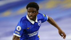 Ghana and Arsenal target Lamptey out for the rest of the season- Reports