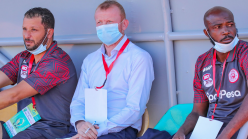 Caf Champions League: Simba SC's job half-done against Plateau United – warns Vandenbroeck
