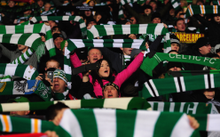 Celtic hooligan found guilty of punching three police horses