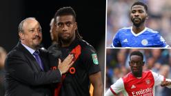 Power ranking every single Nigerian player in the Premier League so far this season