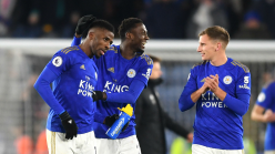 Iheanacho gradually settling in at Leicester City – Rodgers