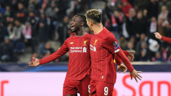 Salzburg 0-2 Liverpool: Keita and Salah see Reds through in thrilling clash