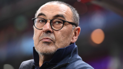 Worried Sarri hoping for
