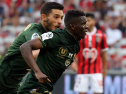 Doumbia beats Fekir into top spot - The Ligue 1 Performance Index