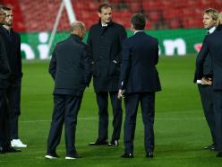 Allegri expecting Old Trafford battle against Mourinho