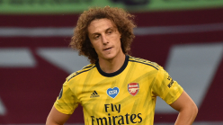Boost for Arsenal as David Luiz back ahead of schedule and in full training following neck injury