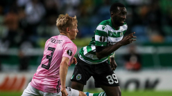 Bolasie sees red in ill-tempered Portuguese League Cup clash