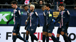 Reims 0-3 Paris Saint-Germain: Kouassi nets landmark goal as PSG cruise into Coupe de la Ligue final