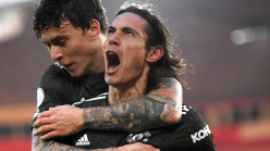 'Cavani is at a level many strikers can't reach' – Maguire lauds Manchester United's 'nightmare' match-winner