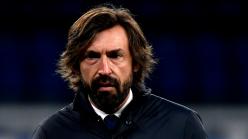 Pirlo unfazed by talk of sack at Juventus
