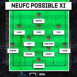 ISL 2019-20: NorthEast United FC vs Chennaiyin FC - TV channel, stream, kick-off time & match preview