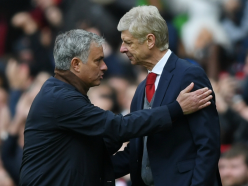 We were sweet enemies - Mourinho salutes old rival Wenger